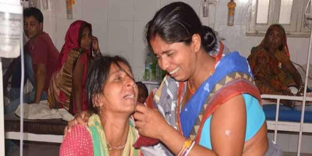 बारिश से भी नहीं थम रहा मासूमों की मौत का सिलसिला, गया में छह बच्चों की मौत