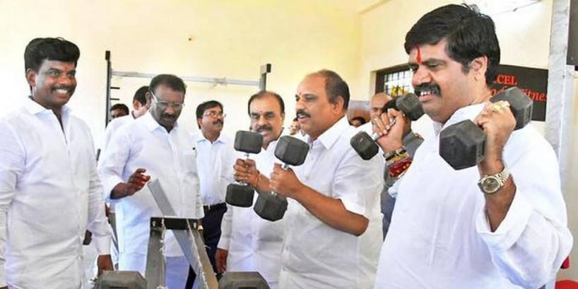 TDP had started the culture of political violence and murders: Muttamsetti Srinivasa