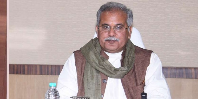 'Consent to Operate' to Adani was not given by Cong Govt: Baghel