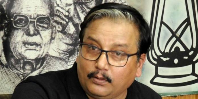 राजद सांसद मनोज झा ने बिहार पीसीएस परीक्षा को पोस्टपोन कराने का दिया सुझाव