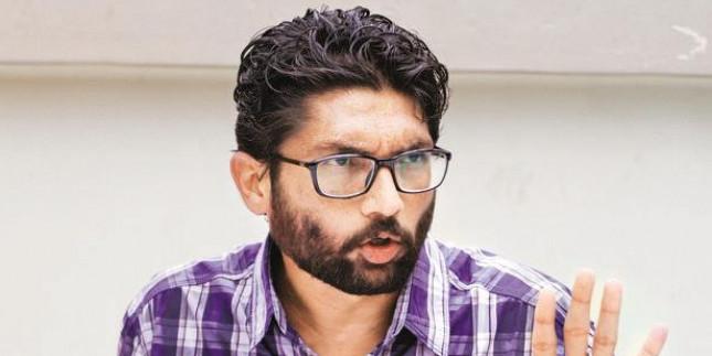 Book sadhu for 'derogatory remarks against Dalits': Jignesh Mevani