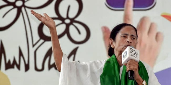 "Mamata Banerjee Calls PM Modi ""Greatest Danger"" For Country"