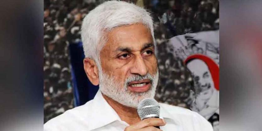 CM Jagan promised aqua farmers power at low unit rates, tweets MP Vijayasai Reddy