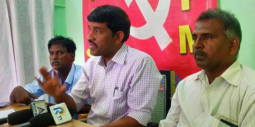 Farmer suicides need attention: CPI(M)