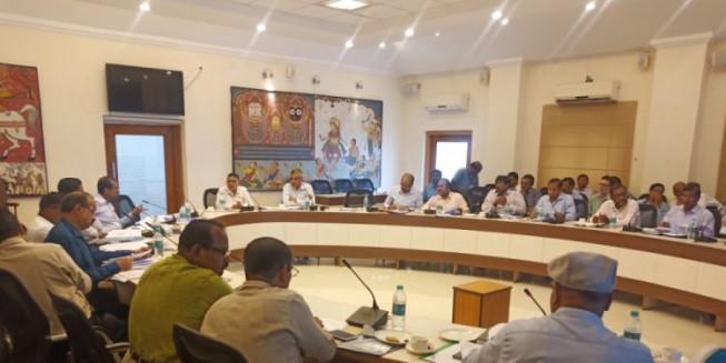State Level Project Screening Committee Meeting under Rashtriya Krishi Vikas Yojana held
