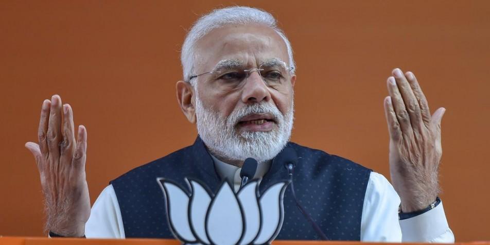 कांग्रेस इस बात से नाराज है कि एक चायवाला ला रहा सुधार: PM मोदी ने साधा निशाना