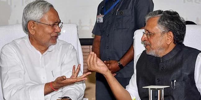 जलजमाव मामले पर CM नीतीश कुमार को लेकर क्या बिहार BJP में बढ़ी अंदरूनी तकरार ?