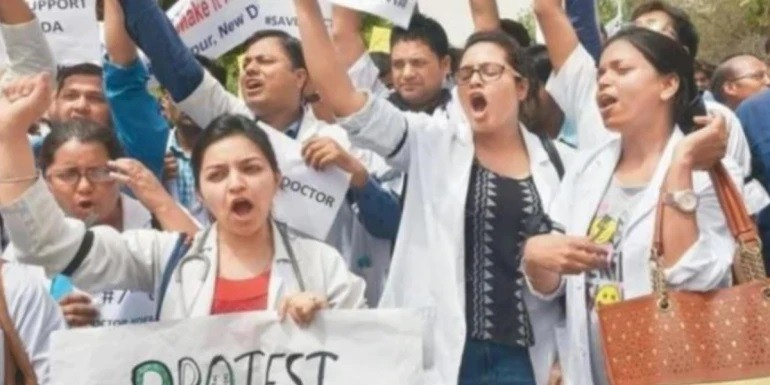 OPD services affected in Odisha hospitals as doctors go on strike