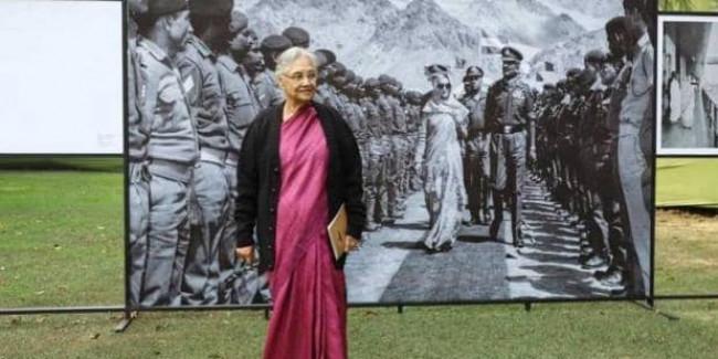 शीला दीक्षित के निधन के बाद करगिल के शहीदों पर कार्यक्रम एक दिन के लिए टला