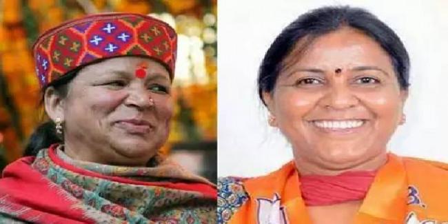 इंदू गोस्वामी का इस्तीफा मंजूर, धनेश्वरी को हिमाचल BJP महिला मोर्चा की कमान