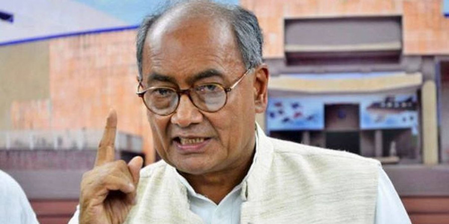 दिग्विजय सिंह ने कहा- बापू हम शर्मिंदा हैं, तेरे कातिल जिंदा हैं, BJP ने किया पलटवार