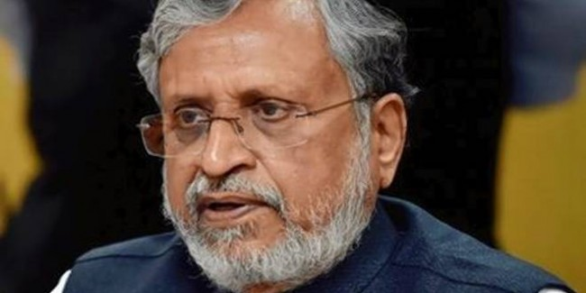 बिहार का वित्तीय प्रबंधन देश में सबसे बेहतर : सुशील मोदी