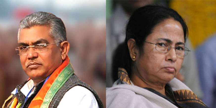 Mamata hits back after Dilip Ghosh's 'generations will disappear' remark