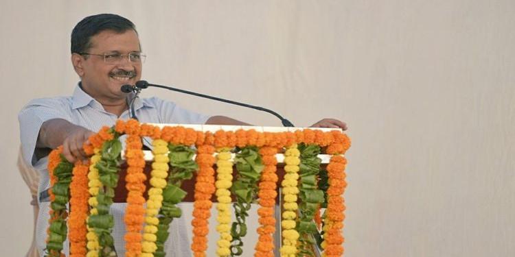 दिल्ली में प्रत्येक व्यक्ति 'आप' सरकार की नीतियों से लाभान्वित हुआ: केजरीवाल