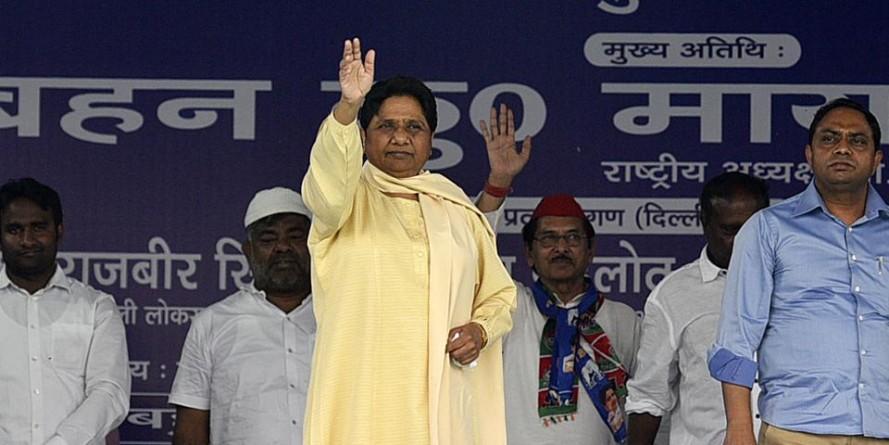 On PM's 'crocodile tears' remark, BSP chief Mayawati's stinging comeback