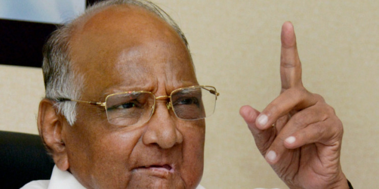 Tell Us How Many Factories Closed Due to Economic Slowdown, NCP Chief Sharad Pawar Responds to PM Modi