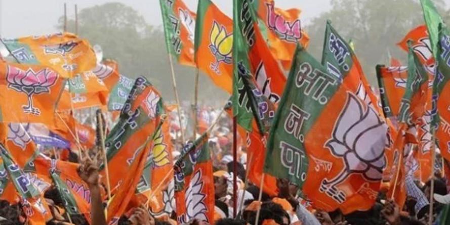त्रि-स्तरीय पंचायत चुनाव में BJP ने लगभग सभी सीटों पर कब्जा जमाया