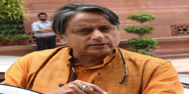 कश्मीर मुद्दे पर किसी की मध्यस्थता की जरूरत नहीं : शशि थरूर