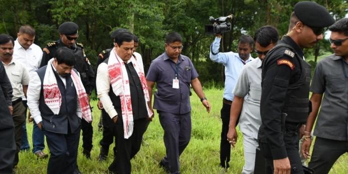 Assam's Kaziranga National Park prepares for floods