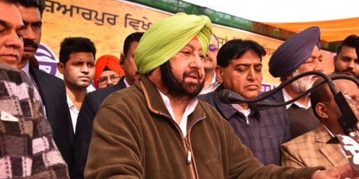 Captain Amarinder Singh urges people to celebrate Dussehra and Durga Puja with harmony and amity