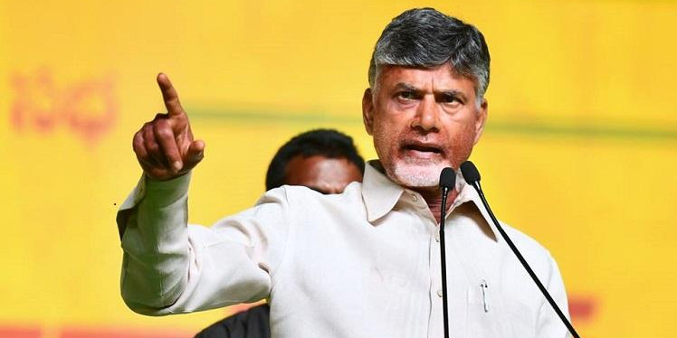 TDP protests across AP, Chandrababu Naidu continues with 12-hour fast