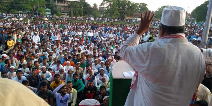 असम की BJP सरकार की नीति पर बोले बदरुद्दीन, ज्यादा बच्चे पैदा करें मुसलमान