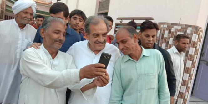 Haryana: Birendra Singh submitted his resignation from Rajya Sabha