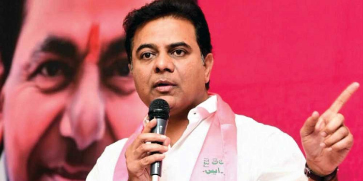 Focus on textile, handloom : K T Rama Rao