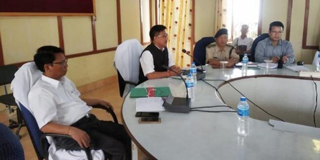 Work without political bias: Arunachal minister Taki to departmental heads