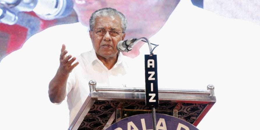 Kerala CM shared his development plans for the state