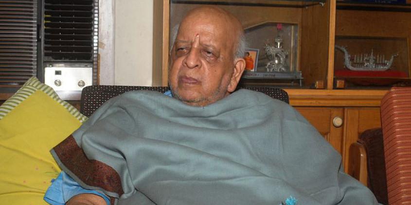 पूर्व IAS अधिकारी तिरुनेलई नारायण शेषन के निधन पर सीएम जगन रेड्डी ने जताया शोक
