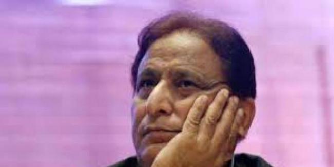 जमीन मामले में FIR पर बोले आजम खान- फर्जी है, BJP सरकार की ज्यादती