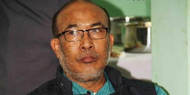 Manipur Government on Naga peace talks
