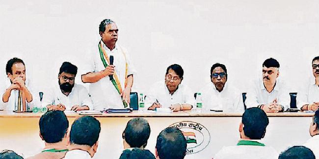रांची : चुनाव की तैयारी में जुट जायें कार्यकर्ता 30 तक गठित करें बूथ कमेटी : रामेश्वर
