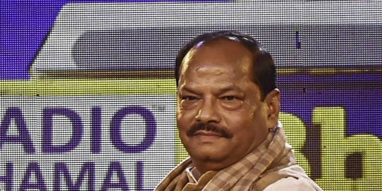 Jharkhand CM Raghubar Das to launch water conservation campaign from July 7