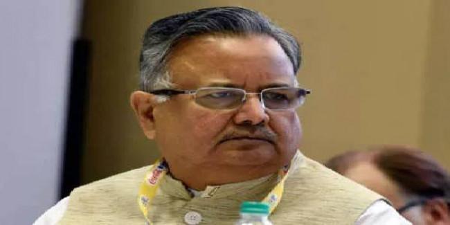 छत्तीसगढ़ में अगर है रामराज, तो CM भूपेश बघेल वापस ले लें मेरी सुरक्षा: रमन सिंह