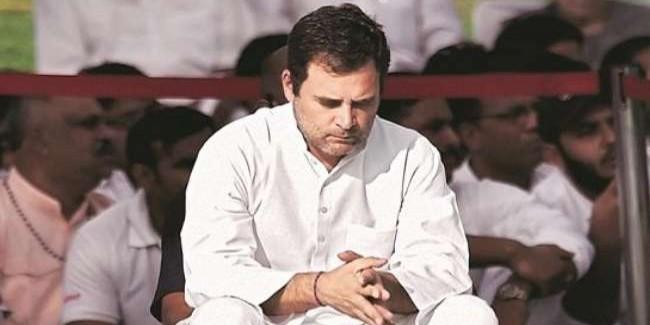राहुल की हार पर कांग्रेस की आंतरिक रिपोर्ट, SP-BSP के लोगों ने की BJP की मदद