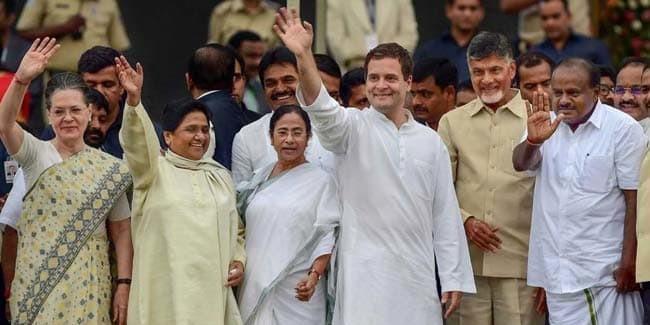 क्या बेमन हुई विपक्ष की बैठक? सोनिया, राहुल, माया, अखिलेश और ममता सहित कई बड़े नेता नदारद, जानें कौन-कौन हुआ शामिल