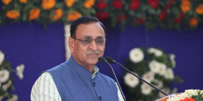 Rupani exhorts UCBs to help achieve Rs 5 trillion growth