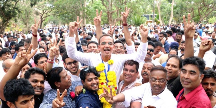 Small Solace for Congress Amid Saffron Surge, Wins Parrikar's Goa Seat After 25 Years
