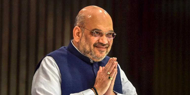 370 पर राहुल गांधी के बयान का इस्तेमाल करता है PAK, शर्म करें कांग्रेसी: अमित शाह