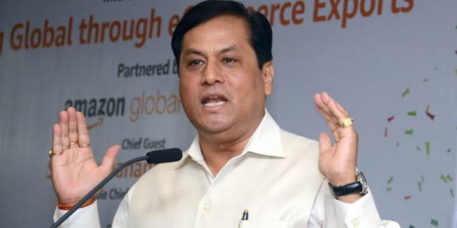 Sonowal speaks of growth in Assam during interaction with US