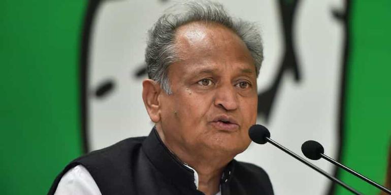 Punjab positive on Rajasthan's water share: Ashok Gehlot