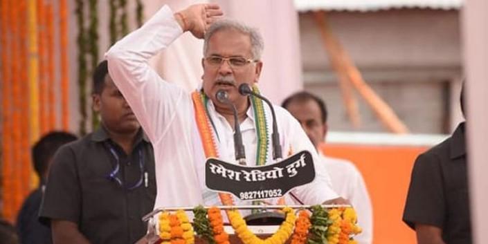Chhattisgarh Lok Sabha elections 2019: Aggressive Congress chief minister Bhupesh Bhagel takes the fight to BJP
