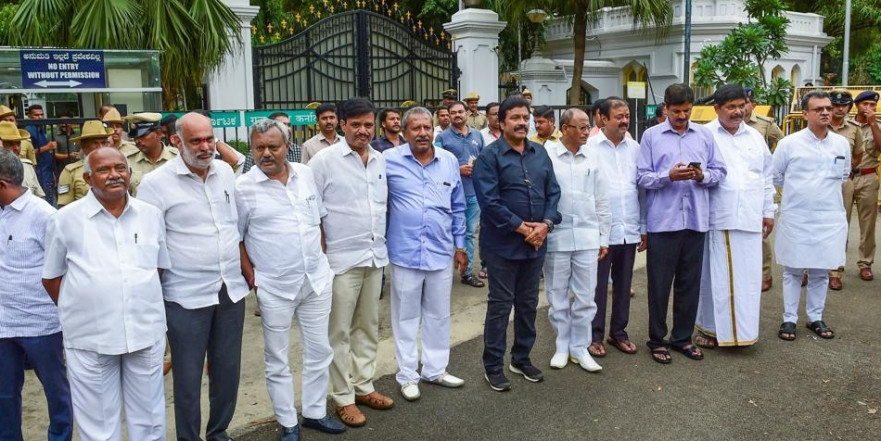 With decks almost clear for Karnataka rebels, parties set to finalise names
