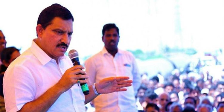 YS Chowdary knew AP capital would come up in Amaravati, bought 623 acres of land: YSCRP