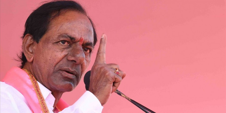 Draft urban and rural policies in three days: KCR