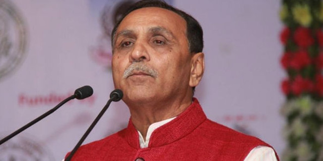 Empty dams of Saurashtra will be filled up with Narmada water: CM Rupani
