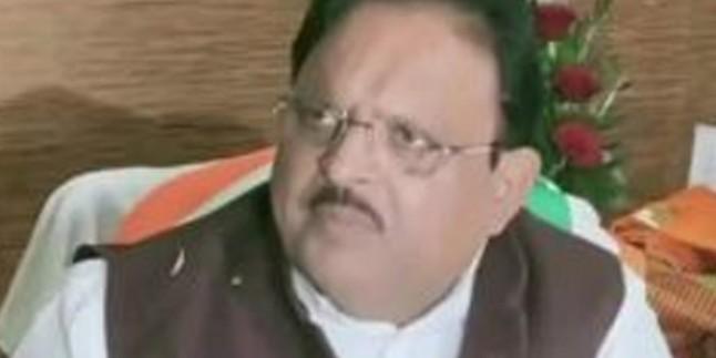 केन्द्रीय बजट निराशाजनक और दिशाहीन: चिकित्सा मंत्री डाॅ. रघु शर्मा