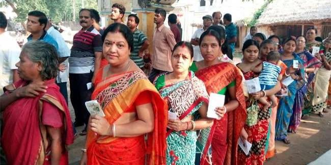 Bengal Lok Sabha Elections 2019: बंगाल में 12 बजे तक 38.26 फीसद मतदान
